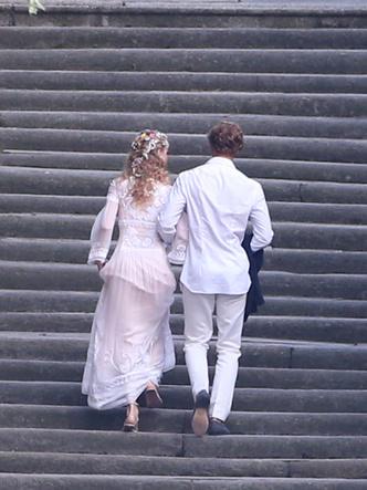 Фото №5 - Прекрасная Беатриче: какой была свадьба самой стильной принцессы Европы