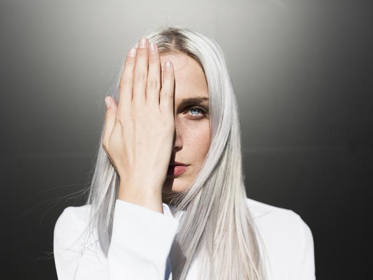 Фото №4 - Как сохранить холодный оттенок блонда: советы колориста