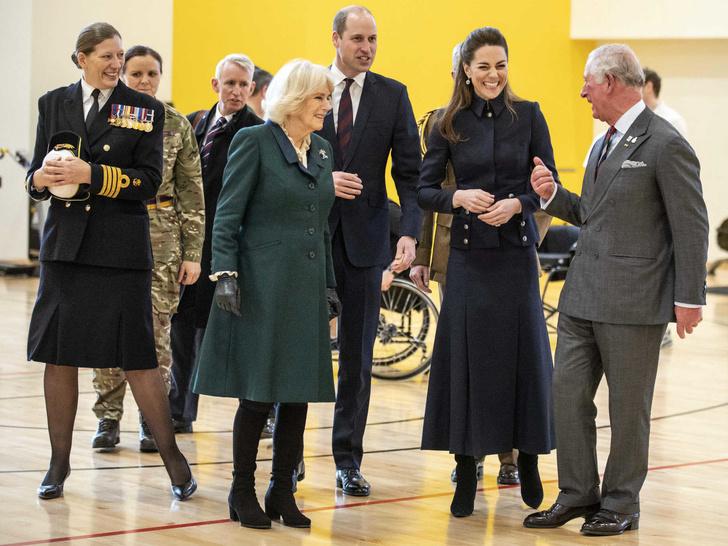 Фото №3 - В новом статусе: какой титул получит Кейт, когда Чарльз станет королем