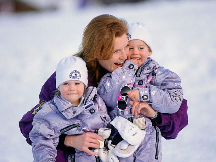 Фото №1 - Почему беременность старшей дочерью стала самым грустным временем для Сары Фергюсон
