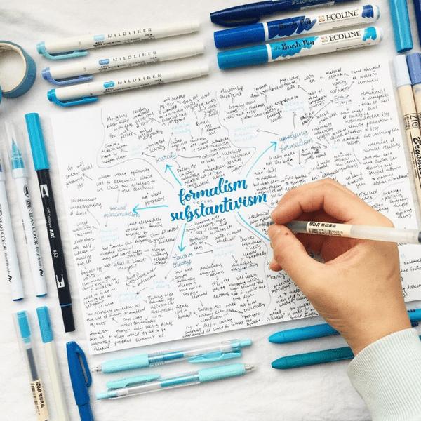 Фото №1 - Советы study-блогеров: как мотивировать себя во время учебы 🤓