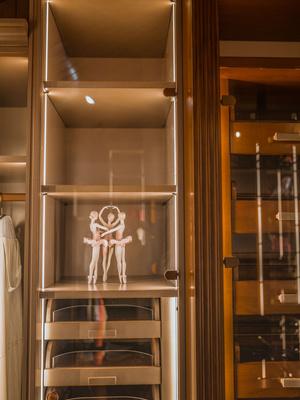 Фото №5 - Идеальная гардеробная: как обустроить комнату мечты