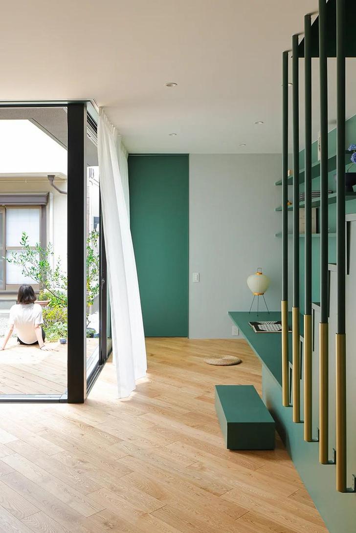 Фото №3 - Дом в Японии с многофункциональным пространством для отдыха