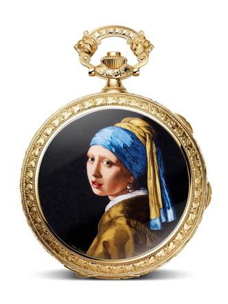 Фото №2 - Шедевр высокого часового искусства: Vacheron Constantin представил уникальные часы в единственном экземпляре