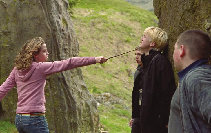 Фото №3 - «Гарри Поттер»: Почему Малфой и Гермиона были бы идеальной парочкой