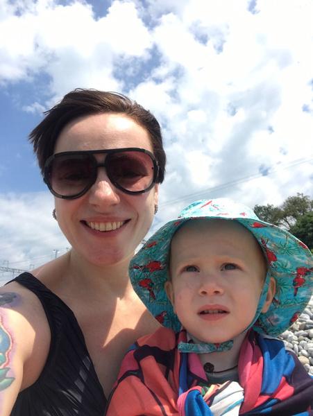 Фото №1 - Тутта Ларсен рассказала, что для нее идеальный отпуск