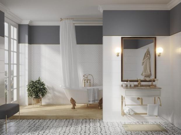 Фото №7 - Интерьер ванной как с обложки: идеи и решения