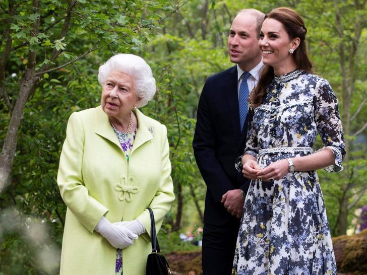 Фото №5 - Улыбчивая герцогиня: 10 самых веселых моментов Кейт за всю ее королевскую жизнь