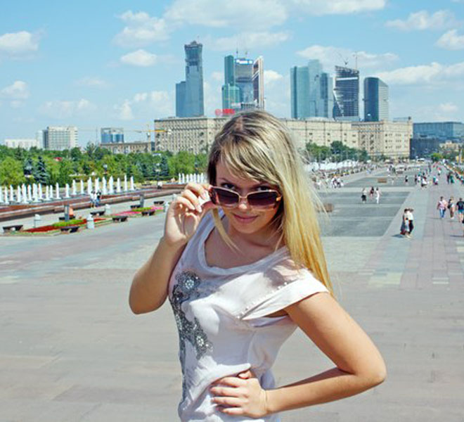Фото №26 - Самые очаровательные блондинки Белгорода