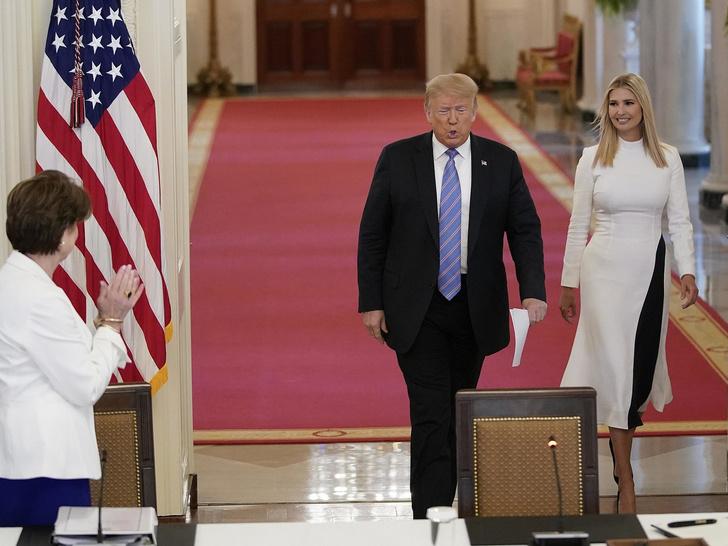 Фото №2 - План 2024: станет ли Иванка Трамп первой женщиной-президентом США