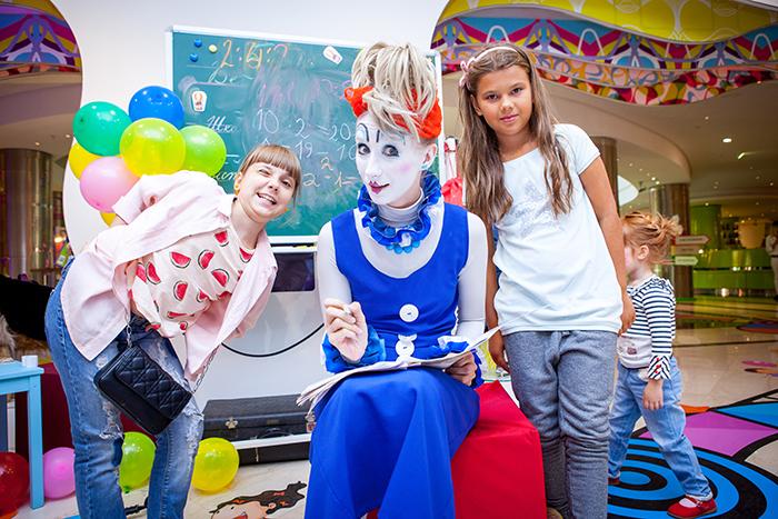 Фото №3 - В ВЕСНЕ и ГУМе ребята подготовились к школе