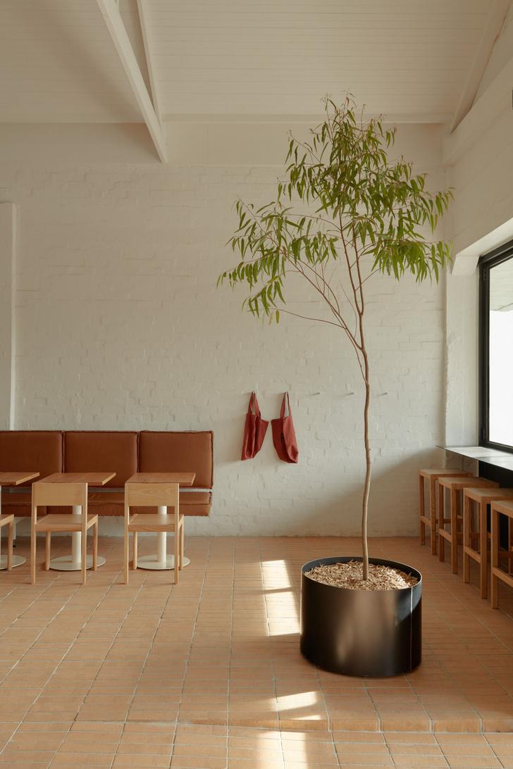 Фото №4 - Минималистское кафе Prior в Мельбурне