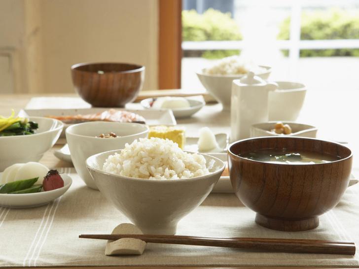 Фото №1 - Японский завтрак: 3 традиционных рецепта
