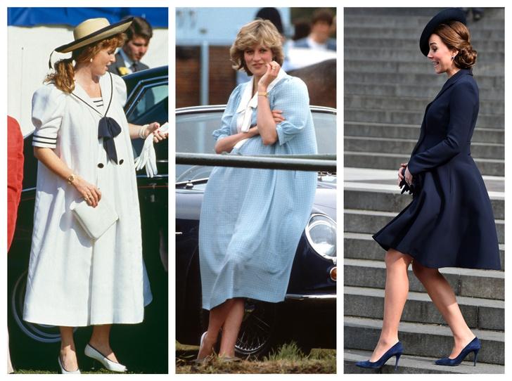 Фото №1 - Самые милые и трогательные фото беременных принцесс и герцогинь