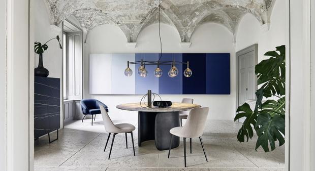 Фото №1 - Варианты ответа: коллекция мебели Bonaldo 2020