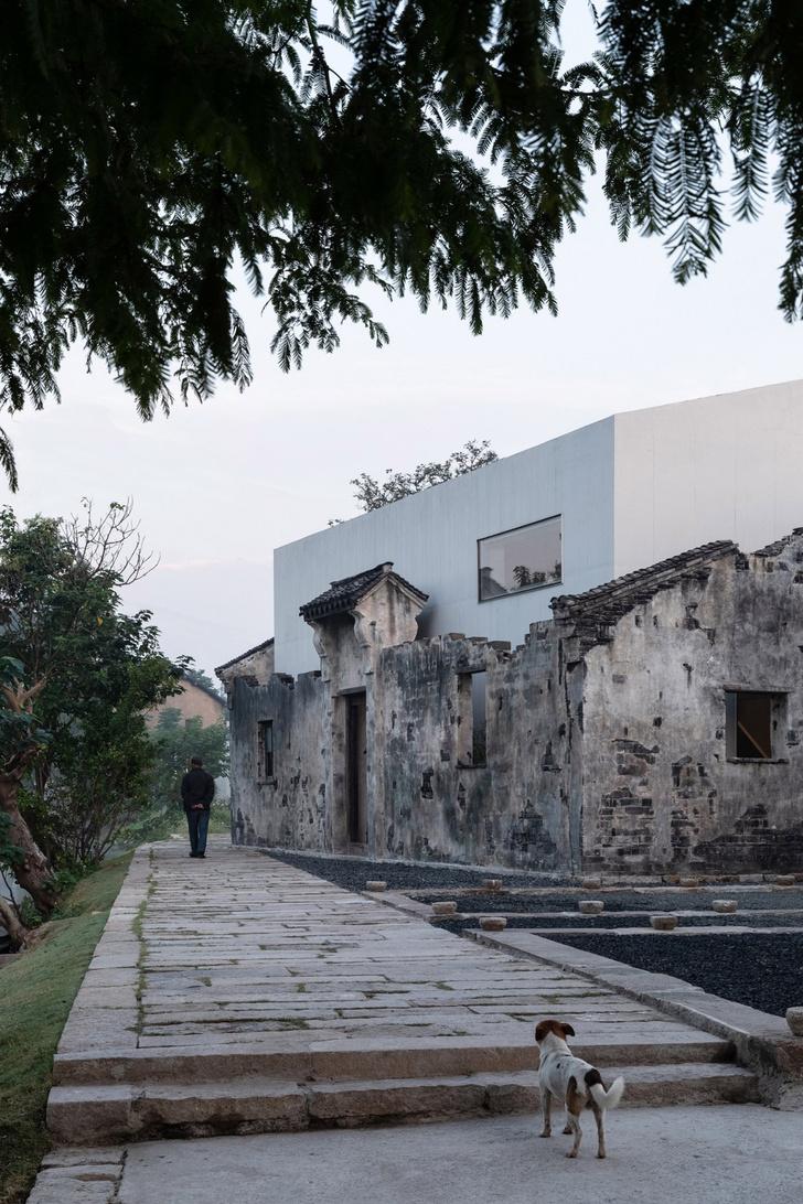 Фото №2 - Музей культуры на месте древних руин в Китае
