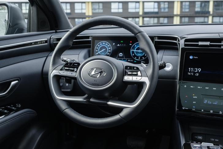 Фото №3 - «Прошу разрешения на посадку»: новый Hyundai Tucson— это немного больше, чем просто кроссовер