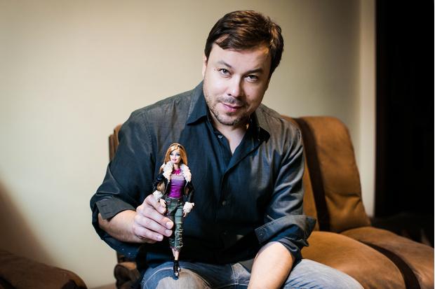 Фото №1 - Игорь Чапурин создал коллекцию для Barbie