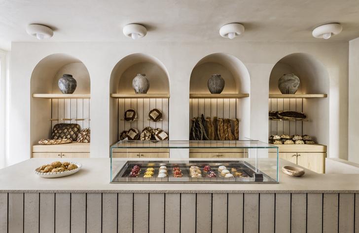 Фото №1 - Уютная пекарня в Liberté Париже