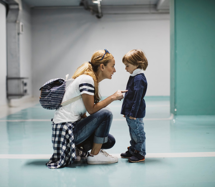Фото №1 - Мама недовольна: что будет, если часто критиковать ребенка