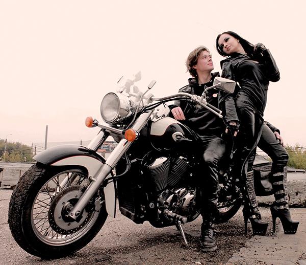 Фото №30 - Байкеры Ульяновска: 15 признаний в любви мотоциклу