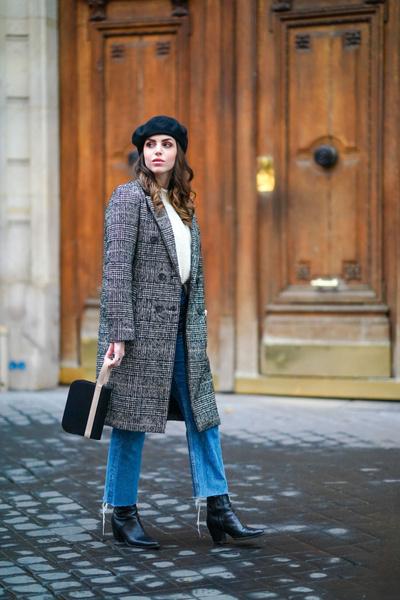Модные джинсы зима 2021: какие джинсы носить