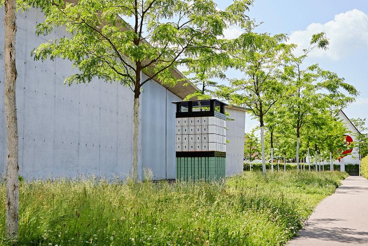 Фото №1 - Torre Numero Due: новый арт-объект на кампусе Vitra