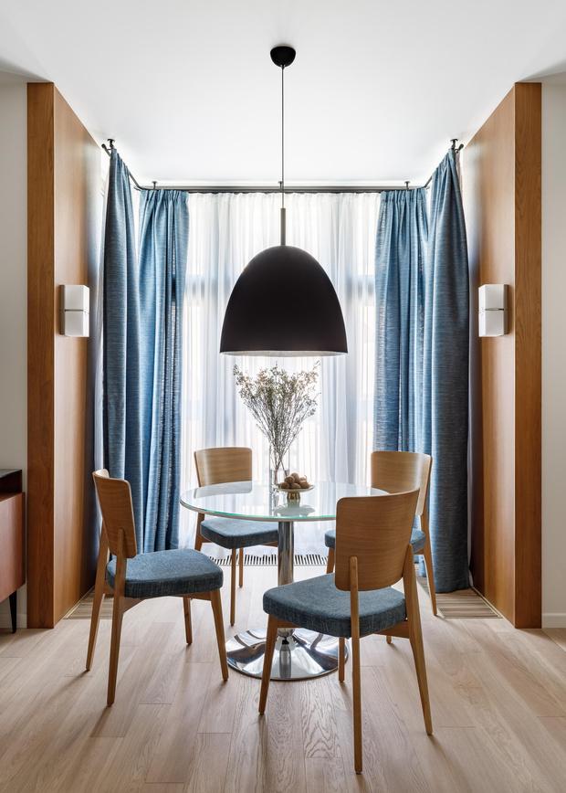 Фото №5 - Светлая квартира 140 м² в Санкт-Петербурге