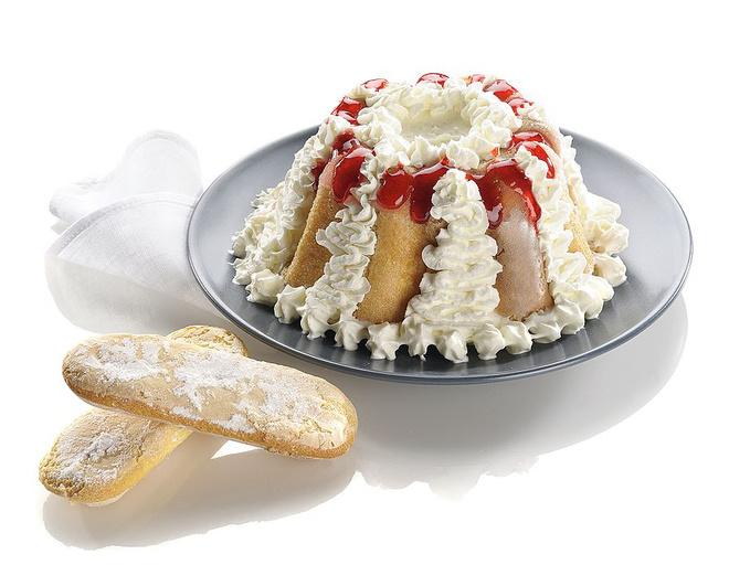 торт из печенья со сметаной