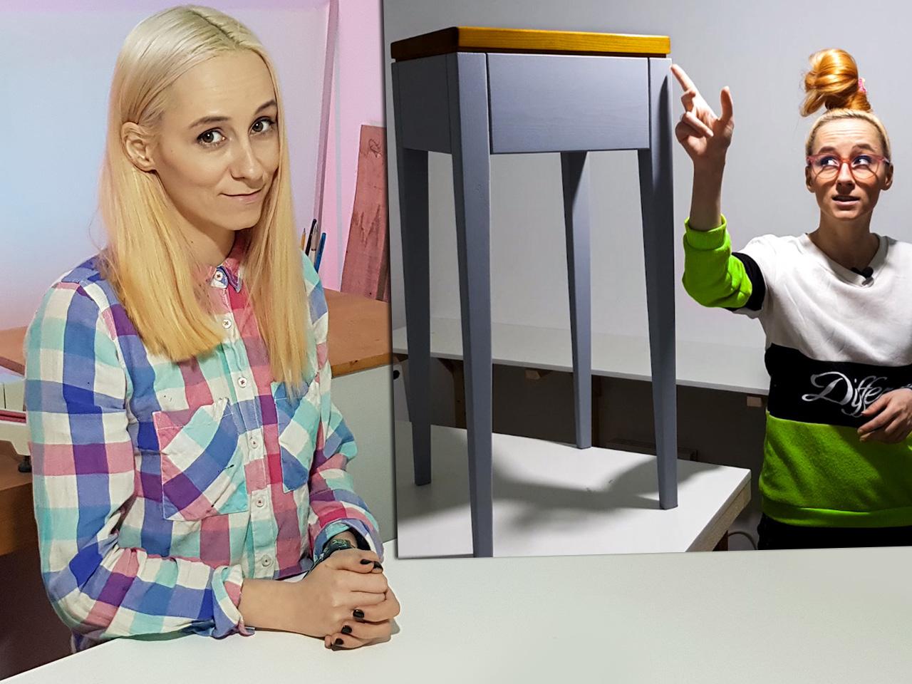 «Делать мебель своими руками— это не какая-то сверхспособность»: как живет женщина-столяр в Подмосковье
