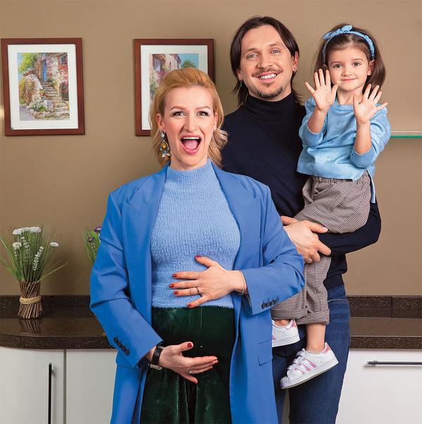 Татьяна Волосожар беременна: фото, когда родит