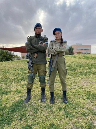 Фото №12 - Как я переехала в Израиль и пошла служить в армию: дневник русской девушки