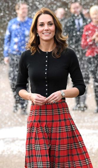 Фото №3 - Гардероб на миллион: самые дорогие наряды герцогини Кейт