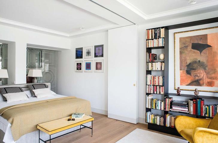 Фото №2 - Многофункциональная спальня: 8 идей для зоны сна