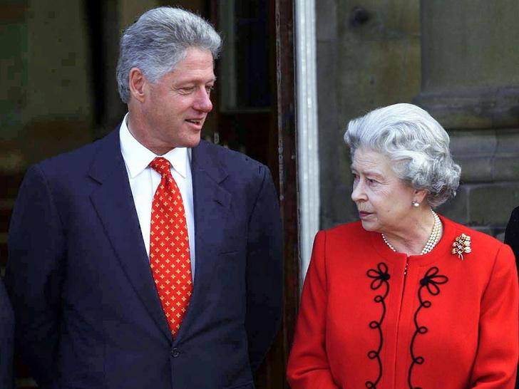 Фото №3 - Грубость президента: почему Билл Клинтон отказался пить чай с Королевой