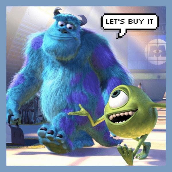 Фото №1 - Adidas заколлабился с Pixar и выпустил меховые кроссы. Мы знаем, ты захочешь себе такие! 😍