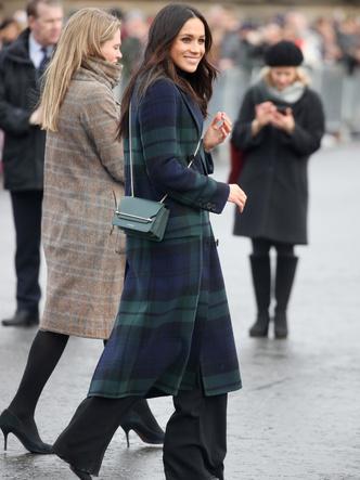 Фото №2 - Подражая Диане: 10 раз, когда Меган копировала стиль принцессы Уэльской