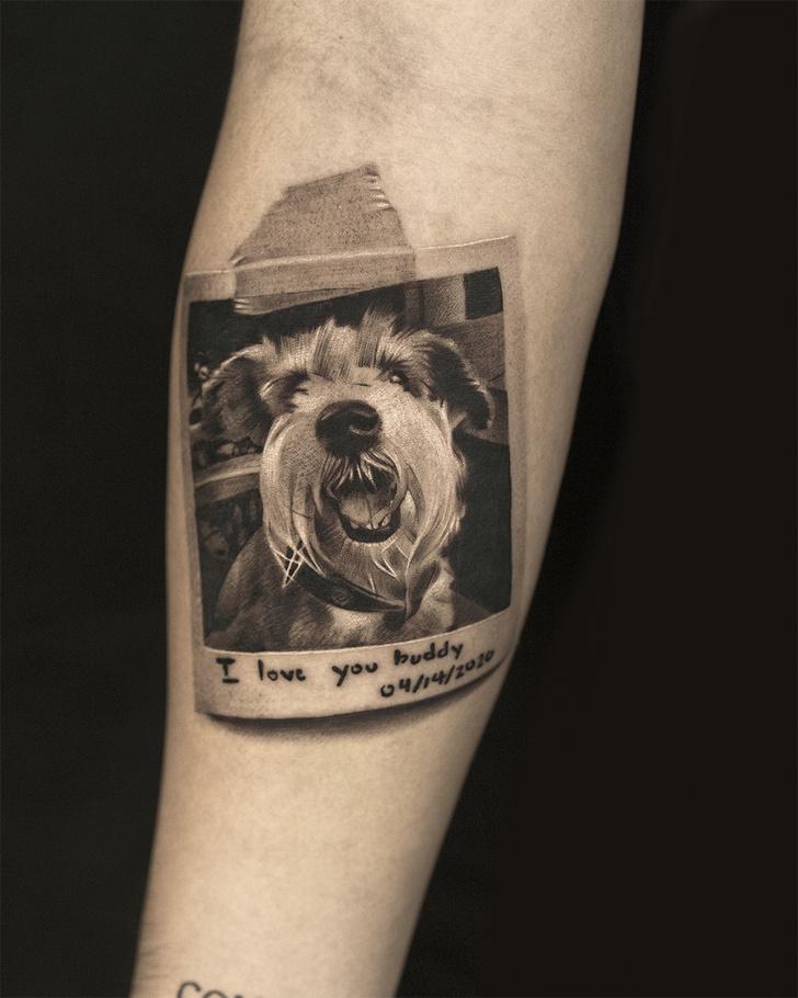 Фото №3 - Бить или не бить? Ответы на 11 caмых важных вопросов для тех, кто хочет сделать татуировку