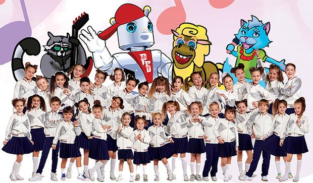 Фото №1 - Детский хор «Великан»