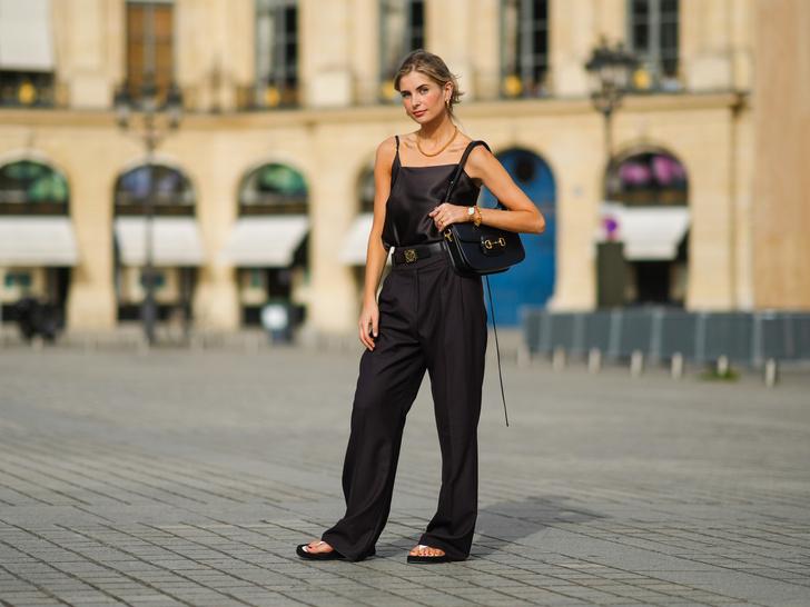 Фото №13 - Как выбрать идеальные брюки по типу фигуры