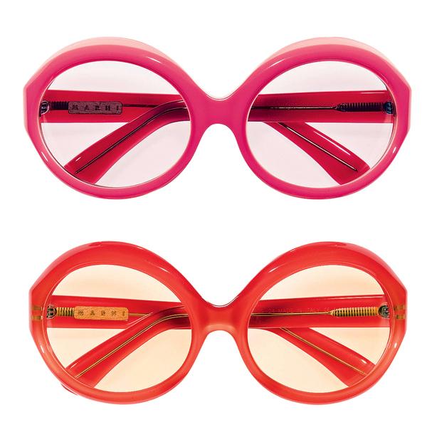 Солнцезащитные очки, Marni