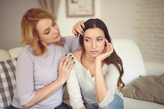 10 советов, которая дала разведенная мать дочери — www.wday.ru