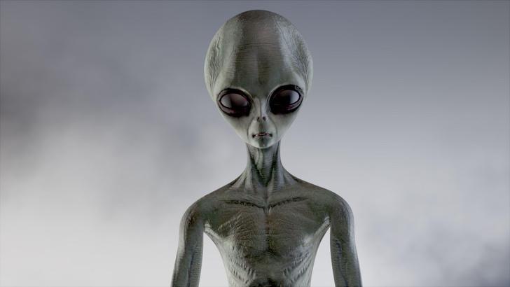 Фото №1 - Как появилось известное изображение инопланетянина с миндалевидными глазами?