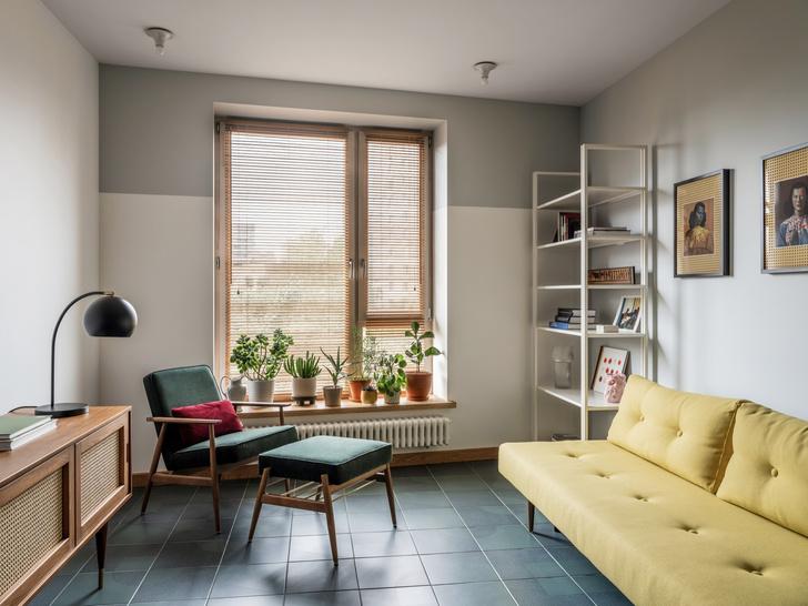 Фото №1 - Светлая квартира в скандинавском стиле в Москве