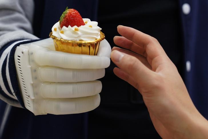 Фото №1 - Ученые создали прототип недорогого протеза руки с обратной связью