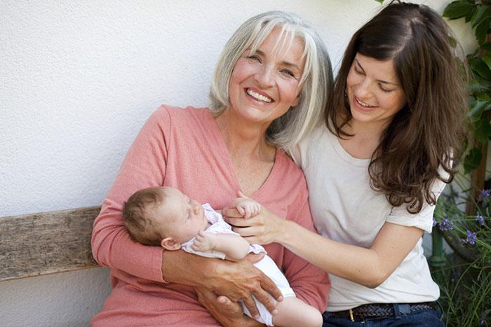 Фото №3 - Все на одного: мама, папа, а также их родители