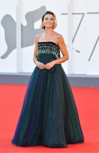 Фото №22 - Венецианский кинофестиваль 2020: лучшие образы церемонии открытия