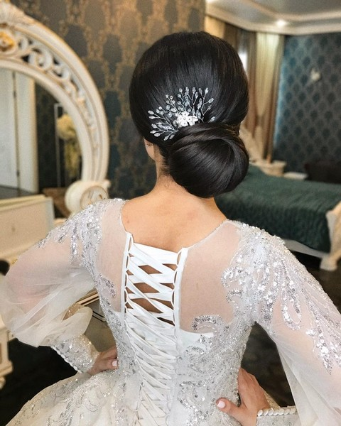 Выходи замуж красиво! 50 вариантов актуальных свадебных причесок