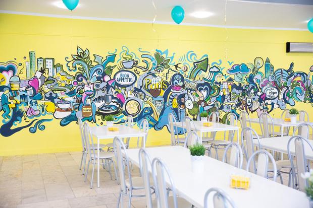 Фото №2 - Школы в стиле Мишлен: в столице открываются необычные столовые для детей