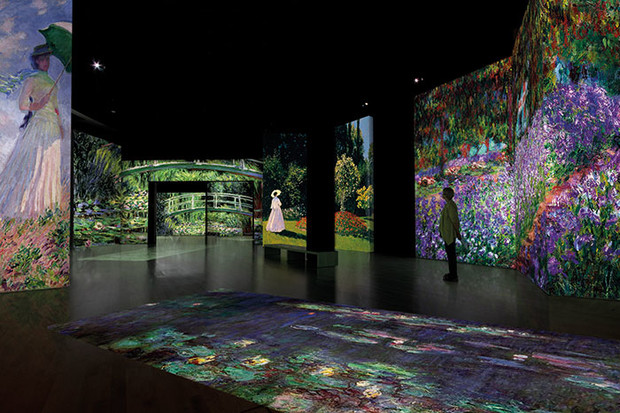 Фото №1 - В Центре дизайна ARTPLAY оживут полотна французских импрессионистов